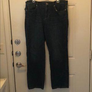 Banana republic size 14 jeans